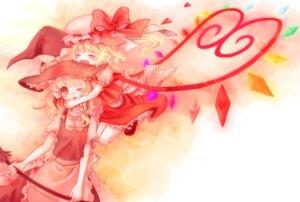 Rating: Safe Score: 8 Tags: flandre_scarlet kirisame_marisa nishiki_koi touhou User: konstargirl