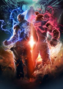 Rating: Safe Score: 17 Tags: akuma heihachi_mishima male street_fighter tekken User: calebjoe