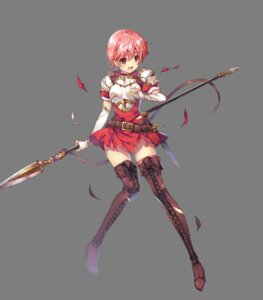 Rating: Safe Score: 39 Tags: armor est_(fire_emblem) fire_emblem:_monshou_no_nazo fire_emblem_heroes heels miwabe_sakura thighhighs torn_clothes transparent_png weapon User: blooregardo