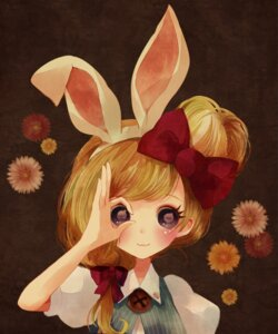 Rating: Safe Score: 17 Tags: animal_ears bunny_ears poko User: Radioactive