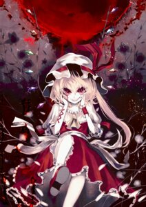 Rating: Safe Score: 29 Tags: flandre_scarlet pantyhose touhou uni_(bom19850101) wings User: charunetra