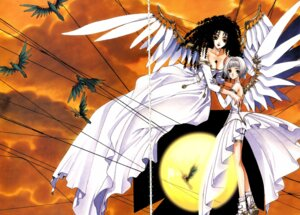 Rating: Safe Score: 1 Tags: clamp clover gap oruha suu_(clover) User: Share
