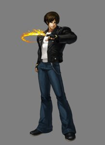 Rating: Safe Score: 5 Tags: eisuke_ogura king_of_fighters king_of_fighters_xiii kusanagi_kyou male snk transparent_png User: Yokaiou