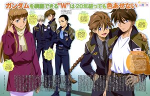 Rating: Safe Score: 10 Tags: gundam gundam_wing maezawa_hiromi sweater uniform User: drop