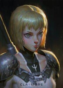 Rating: Safe Score: 3 Tags: armor clare claymore narambaatar_ganbold User: Radioactive