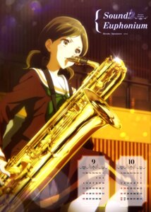 Rating: Safe Score: 34 Tags: calendar hibike!_euphonium ogasawara_haruka seifuku User: drop