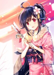 Rating: Safe Score: 51 Tags: kantai_collection kimono rei taigei_(kancolle) User: Mr_GT