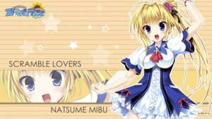 Rating: Safe Score: 27 Tags: aries mibu_natsume scramble_lovers tagme User: SubaruSumeragi