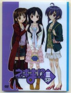 Rating: Safe Score: 9 Tags: cropme disc_cover konoe_konoka mahou_sensei_negima miyazaki_nodoka sakurazaki_setsuna thighhighs User: tengokuno