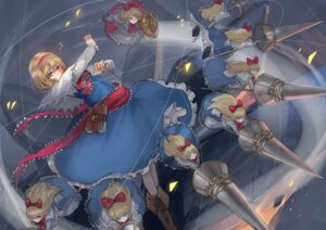 Rating: Safe Score: 18 Tags: alice_margatroid daro_(645046276) shanghai touhou User: Mr_GT