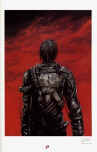 Rating: Safe Score: 4 Tags: blame! killy male tsutomu_nihei User: fireattack