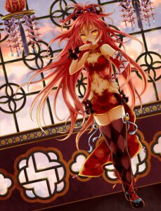 Rating: Safe Score: 46 Tags: chinadress cleavage puella_magi_madoka_magica sakura_kyouko thighhighs yutsumoe User: 切克闹