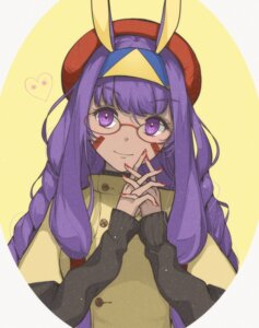 Rating: Safe Score: 22 Tags: animal_ears bunny_ears fate/grand_order megane nitocris_(fate/grand_order) ogura_umi User: Nepcoheart