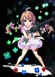 Rating: Safe Score: 22 Tags: bomi dorothy_(zombie_panic) dress garter gun zombie_panic_in_wonderland User: charly_rozen