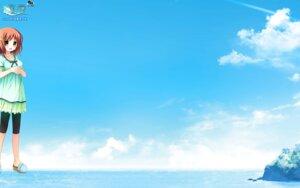 Rating: Safe Score: 9 Tags: natsuyuki_~summer_snow~ pantyhose sakurazawa_izumi silver_bullet wallpaper User: SubaruSumeragi