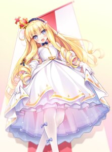 Rating: Safe Score: 41 Tags: azur_lane dress queen_elizabeth_(azur_lane) youta User: fairyren