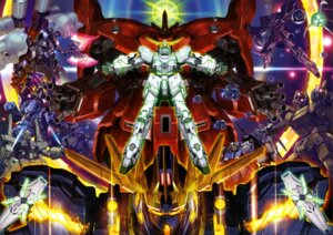 Rating: Safe Score: 9 Tags: banshee gun gundam gundam_unicorn kshatriya mecha msz-006a1_zeta_plus rezel sword unicorn_gundam weapon User: drop