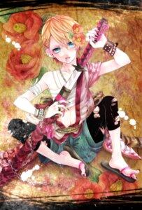 Rating: Safe Score: 7 Tags: kurusu_shou male naoyan7610 sword uta_no_prince_sama User: vanilla
