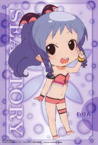 Rating: Safe Score: 4 Tags: chibi garter iizuka_haruko umi_monogatari warin User: Radioactive