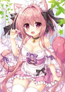 Rating: Questionable Score: 32 Tags: ame_to_yuki lolita_fashion maid wa_maid User: kiyoe