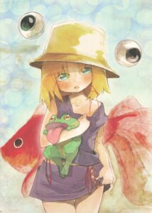 Rating: Safe Score: 2 Tags: moriya_suwako niji_no_saki shimeko touhou User: Radioactive