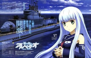 Rating: Safe Score: 23 Tags: aoki_hagane_no_arpeggio i-401 iona uchida_yuusaku User: drop