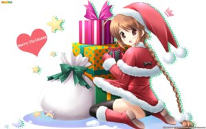 Rating: Questionable Score: 26 Tags: christmas hinata_kuon hulotte ikegami_akane pantsu thighhighs wallpaper with_ribbon User: 櫻井浩美
