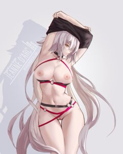 Rating: Explicit Score: 82 Tags: azto_dio bottomless bra breasts fate/grand_order jeanne_d'arc jeanne_d'arc_(alter)_(fate) nipples pubic_hair pussy shirt_lift tagme uncensored undressing User: BattlequeenYume