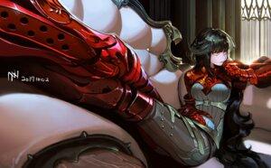 Rating: Safe Score: 32 Tags: armor hako_(mypixid) signed User: RyuZU