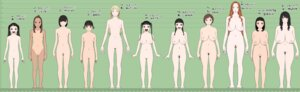 Rating: Explicit Score: 18 Tags: breasts character_design cuzukago loli naked nipples pubic_hair pussy tan_lines uncensored User: FlashySnowMan