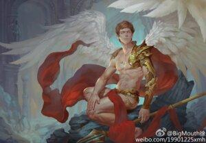 Rating: Safe Score: 4 Tags: armor dongyunqihai male wings User: Radioactive