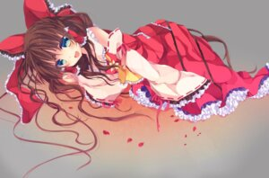 Rating: Safe Score: 47 Tags: hakurei_reimu kisaragi_kiriha touhou transparent_png User: Nekotsúh