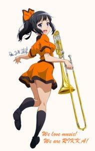 Rating: Safe Score: 21 Tags: heels hibike!_euphonium nii_manabu sasaki_azusa seifuku User: saemonnokami