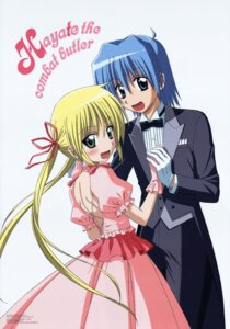 Rating: Safe Score: 8 Tags: ayasaki_hayate dress hayate_no_gotoku horiuchi_osamu sanzenin_nagi User: 月无名