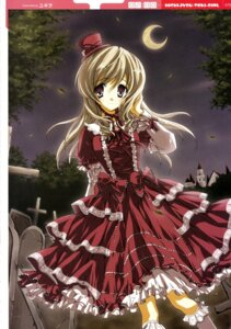 Rating: Safe Score: 17 Tags: jpeg_artifacts lolita_fashion yukiwo User: abdd