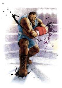Rating: Safe Score: 1 Tags: capcom male street_fighter street_fighter_iv User: Yokaiou