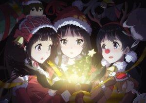 Rating: Safe Score: 71 Tags: akiyama_mio amagi_brilliant_park chibi chitanda_eru christmas chuunibyou_demo_koi_ga_shitai! crossover dera_mochimazzi free! hibike!_euphonium horns hyouka ishida_shouya k-on! kanna_kamui kitashirakawa_tamako kobayashi-san_chi_no_maid_dragon koe_no_katachi kuriyama_mirai kyoukai_no_kanata macaron_(amagi_brilliant_park) moffle musaigen_no_phantom_world nichijou nishimiya_shouko ooji_mochizou oreki_houtarou sakamoto shinonome_nano takanashi_rikka tamako_market tiramie tooru_(kobayashi-san_chi_no_maid_dragon) ttc yakiimo User: dornenkrone