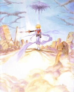 Rating: Safe Score: 2 Tags: inomata_mutsumi kyle_dunamis tales_of tales_of_destiny User: Radioactive