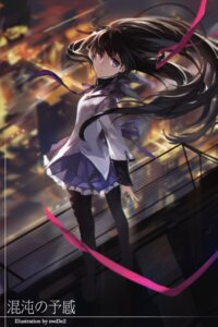 Rating: Safe Score: 41 Tags: akemi_homura pantyhose puella_magi_madoka_magica swd3e2 User: Mr_GT
