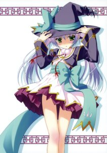 Rating: Safe Score: 42 Tags: dress houtou koihime_musou nanao_naru seifuku witch User: crim