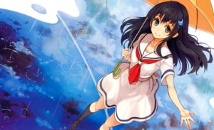Rating: Questionable Score: 30 Tags: amesarasa chiyokawa_rin crease paseri User: Hatsukoi