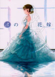 Rating: Safe Score: 15 Tags: dress gustav nitta_minami telomerena the_idolm@ster the_idolm@ster_cinderella_girls wedding_dress User: Radioactive