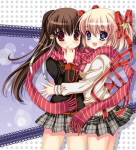 Rating: Safe Score: 16 Tags: kamikita_komari little_busters! masushita_ito natsume_rin seifuku User: Radioactive