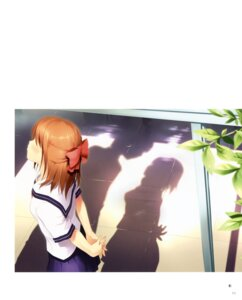 Rating: Safe Score: 22 Tags: 5_nenme_no_houkago kantoku seifuku User: Kalafina