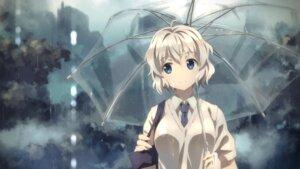 Rating: Safe Score: 47 Tags: seifuku studio_s.d.t. umbrella yuuki_tatsuya User: edogawaconan