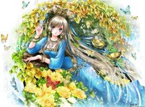 Rating: Safe Score: 22 Tags: dress gensoudou shiitake User: Lilayuriko