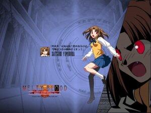 Rating: Safe Score: 4 Tags: melty_blood seifuku tsukihime wallpaper yumizuka_satsuki User: abdd