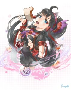 Rating: Safe Score: 29 Tags: cleavage dress nephthys_(p&d) puzzle_&_dragons ranyu_kuro User: nphuongsun93
