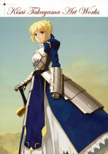 Rating: Safe Score: 10 Tags: fate/hollow_ataraxia fate/stay_night saber takayama_kisai User: Velen