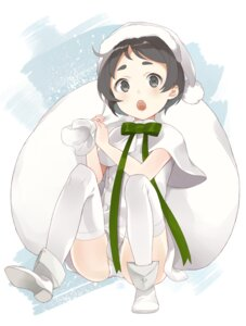 Rating: Safe Score: 14 Tags: christmas dress hasegawa kantai_collection pantsu thighhighs User: nphuongsun93